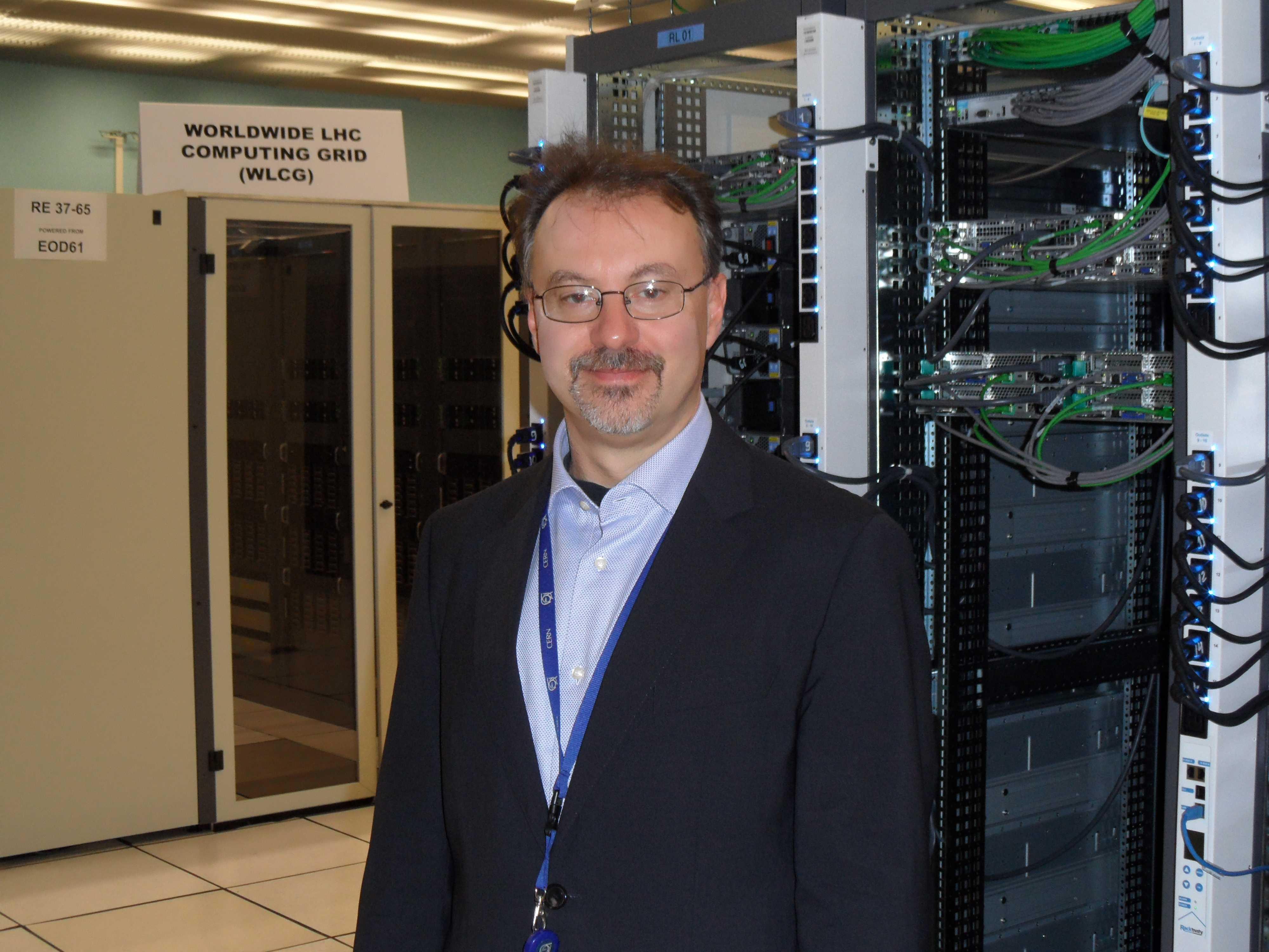 Alberto Di Meglio, Responsabile del CERN OpenLab