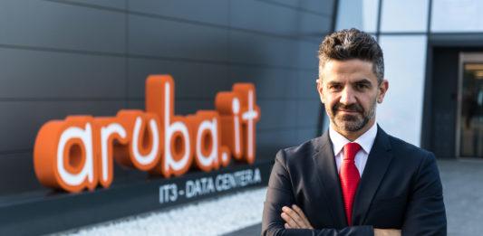 Massimo Bandinelli, Marketing Manager Cloud & Data Center di Aruba