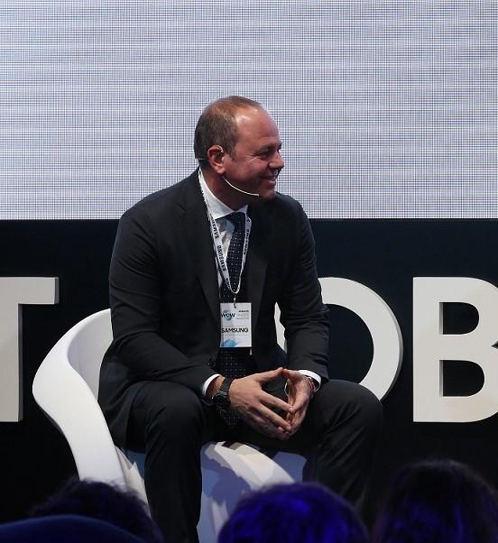 Carlo Barlocco, Presidente di Samsung Electronics Italia