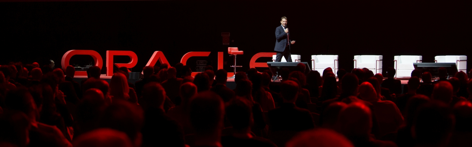 Oracle Cloud Day - Fabio Spoletini, Country Manager di Oracle Italy