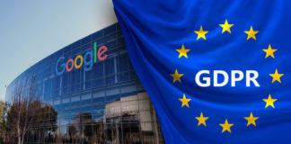 Google non rispetta il GDPR