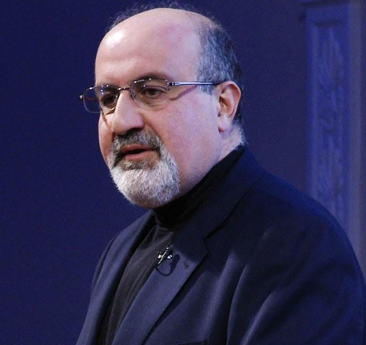 Nassim Nicholas Taleb, Professore di Gestione del Rischio dell'Università di New York