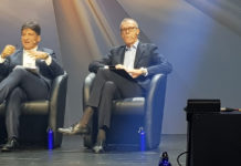 Dell Technologies Forum 2018 - Marco Fanizzi, Vice President, Managing Director di Dell EMC Italia & Filippo Ligresti, Vice President and General Manager - Italy Commercial Business di Dell EMC