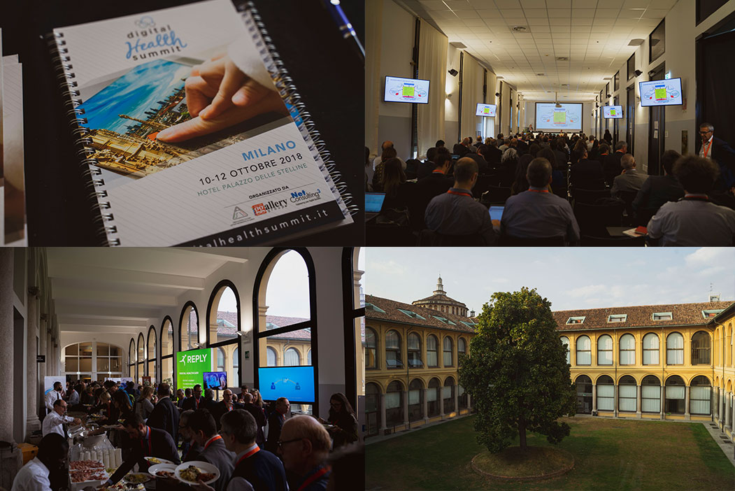 Sanità Digitale - Digital Health Summit 2018