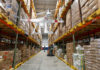 Droni warehouse