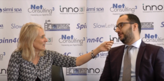 Emanuela Teruzzi, Direttore Responsabile di Inno3 intervista Luca Nilo Livrieri, Responsabile Struttura Prevendita Italia e Spagna di Focepoint
