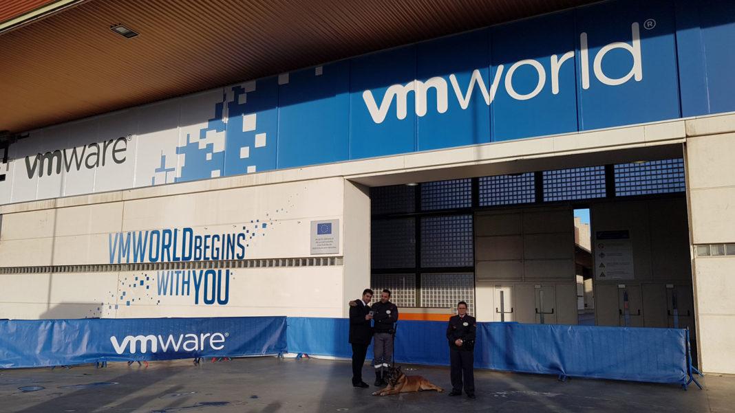 VMworld 2018, Barcellona