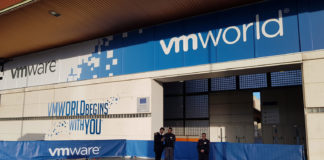 VMworld 2018, Barcellona
