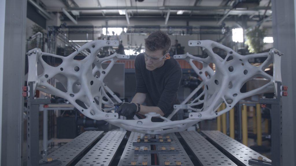 Autodesk-NASA - componenti lender
