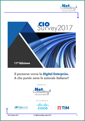 CIO Survey 2017, l