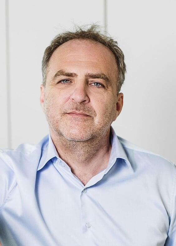 Fabiano Benedetti, Ceo & President dibeanTech