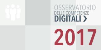 Osservatorio delle competenze digitali 2017