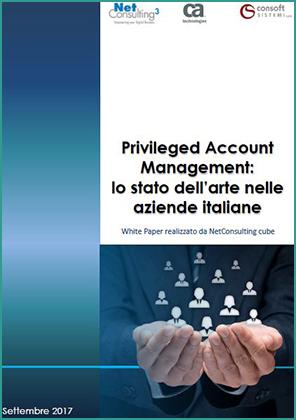 Privileged Account Management