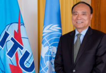 Houlin Zhao, Secretary-General, ITU