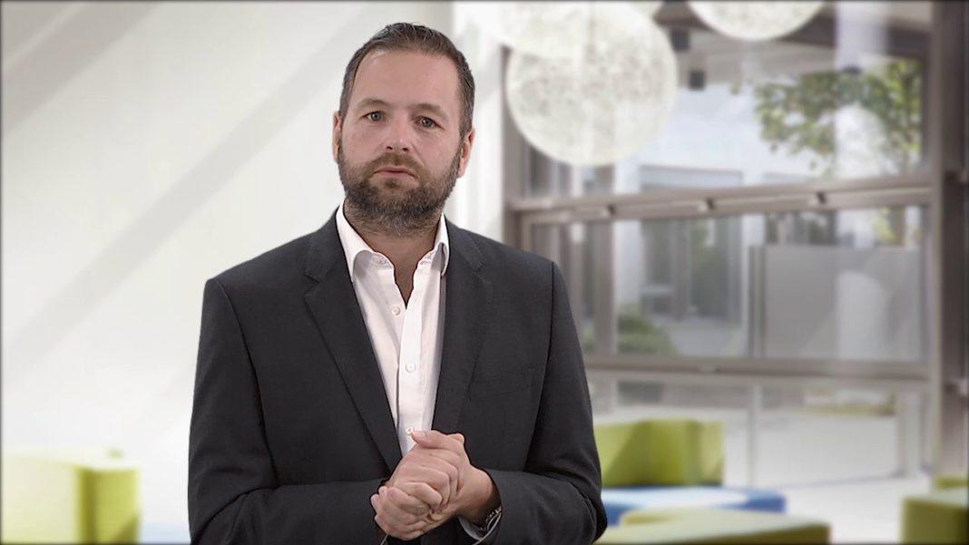 Alexander Wallner, senior vice president e general manager Emea di NetApp
