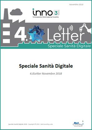 Speciale Sanità Digitale – 4.0Letter Novembre 2018