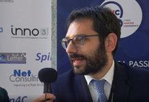 Angelo Tofalo, Sottosegretario di Stato alla Difesa con delega Cyber alla Cyber Warfare Conference 2018