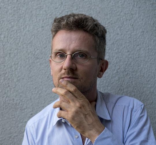Scribit - Carlo Ratti, Direttore Senseable City Lab, MIT e direttore dello studio CRA (Carlo Ratti Associati)
