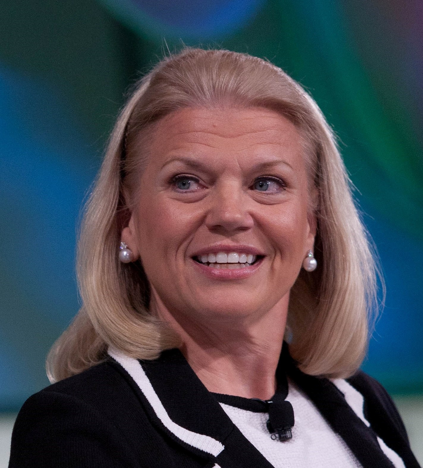 Ginni Rometty, CEO di IBM