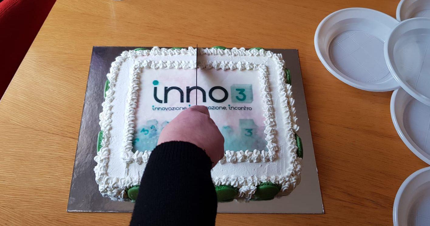 Taglio torta Inno3