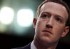 Mark Zuckerberg, co-founder, Chairman e CEO di Facebook