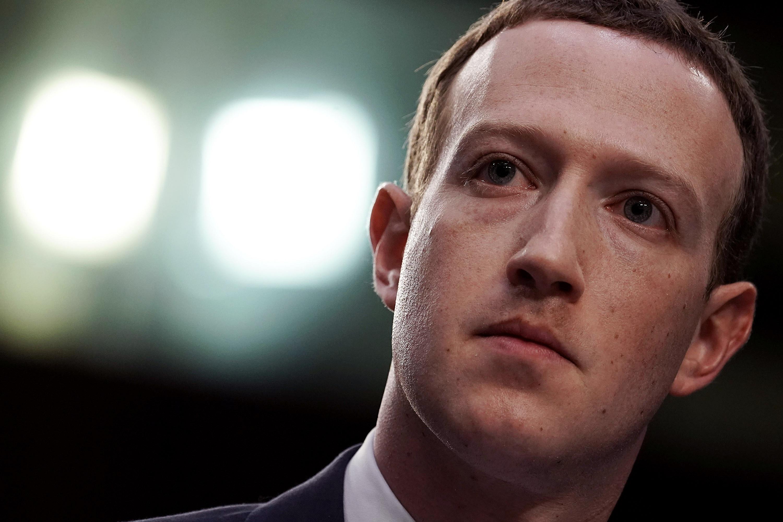 Mark Zuckerberg, co-founder, Chairman e CEO di Facebook