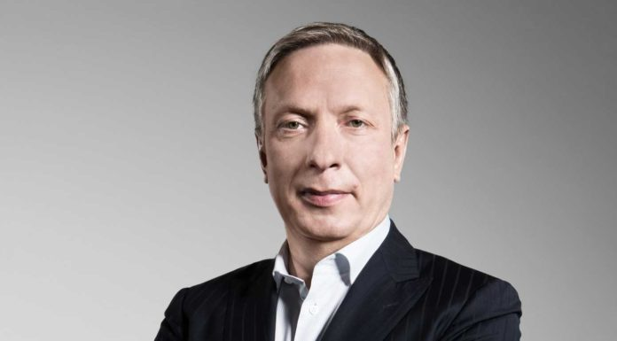Ratmir Timashev, co-founder ed Executive Vice President (EVP) Sales and Marketing, di Veeam