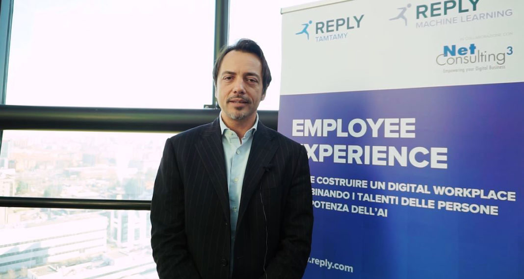 Claudio Alfieri, Associate Partner di Machine Learning Reply