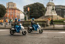 Cityscoot a Milano