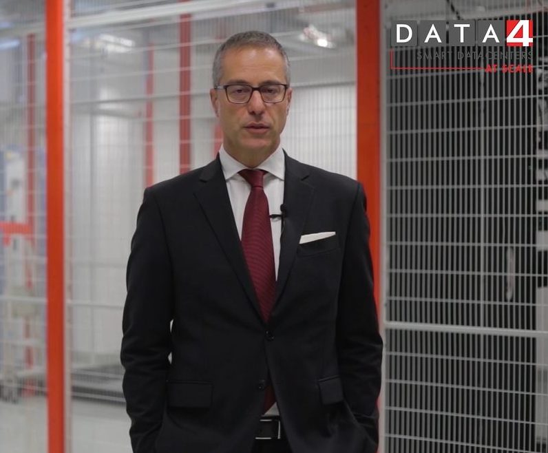 Davide Suppia, country manager di Data4