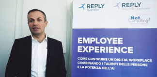 Luca Zappa, Partner di TamTamy Reply