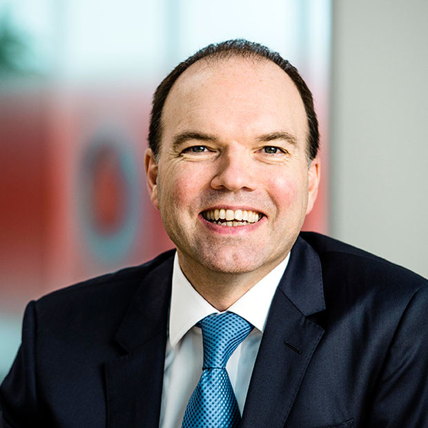 Nick Read, CEO di Vodafone