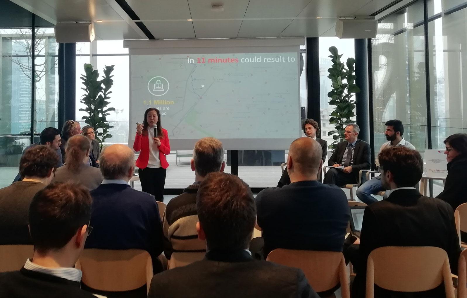 Myla Pilao, Director Technical Marketing, Trend Micro