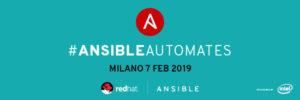 Ansible Automates Milano - 7 febbraio @ Eventiquattro - ilsole24ore | Milano | Lombardia | Italia