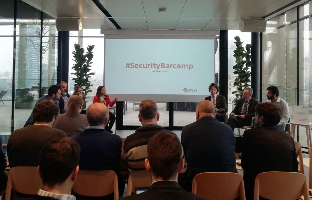 #SecurityBarcamp Trend Micro