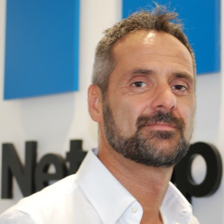 Andrea Fumagalli, Channel and Alliance Manager di NetApp