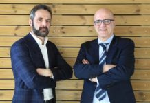 Andrea Fumagalli, Channel and Alliance Manager di NetApp e Luca Casini, Chairman - Head of Sales & Marketing di V-Valley