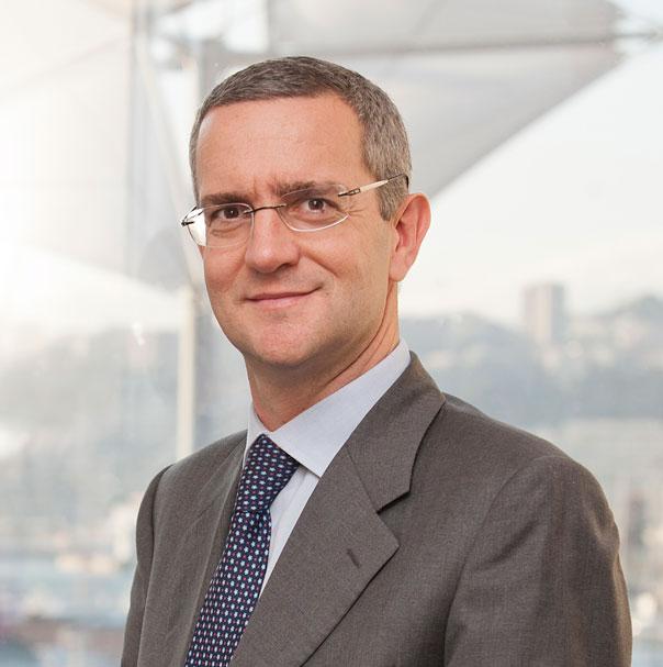 Alberto Cappato, Direttore Generale del Porto Antico di Genova