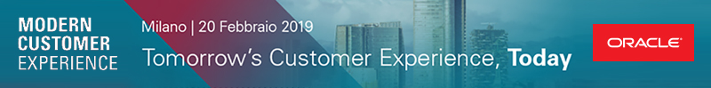 Oracle Moden Customer eXperience