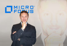 Giuseppe Gigante, EMEA AMC Solutions & Italy Marketing Manager di Micro Focus