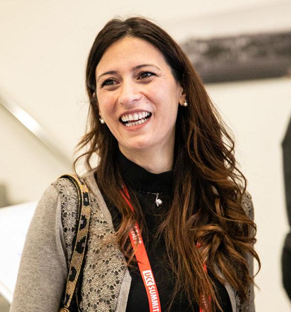 Liliana Mandaradoni, Country Manager Italia Wildix
