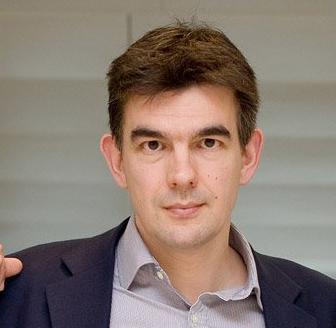 Matt Brittin, President, EMEA Business & Operations di Google
