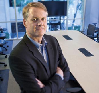 John Donahoe, Presidente e CEO, ServiceNow