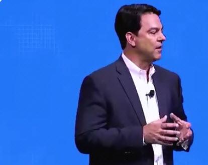 Juan Carlos Soto, IBM VP Cloud Integration