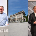 Eugene Kaspersky, fondatore e CEO di Kaspersky Lab - Politecnico di Milano - Brad Smith, Presidente Microsoft