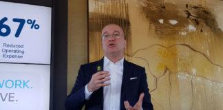 Agostino Santoni, Ceo di Cisco Italia
