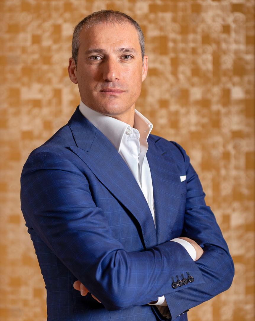 Ezio Russo, area vice president di Salesforce