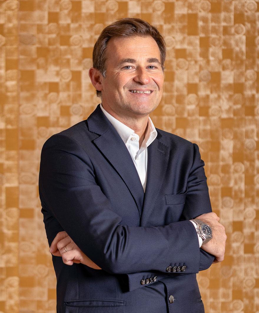 Federico Della Casa, country leader di Salesforce