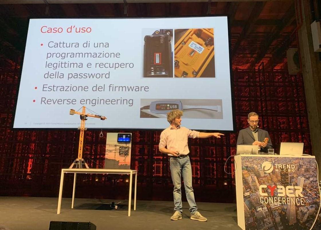 Marco Balduzzi e Federico Maggi, Senior Researcher Trend Micro