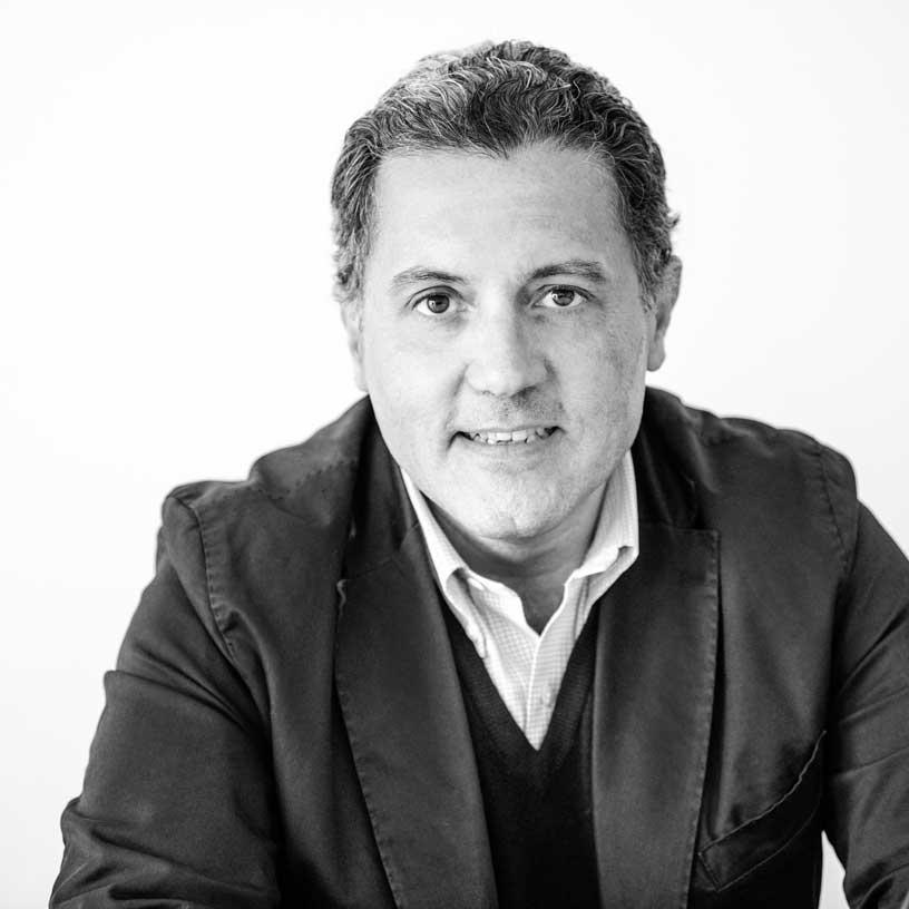 Marco Di Marco, fondatore e presidente del Consorzio Meditchain